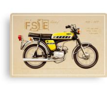 Yamaha FS 50 Canvas Print