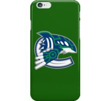 Pokemon NHL Parody - Vancouver Canucks iPhone Case/Skin