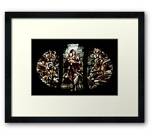 Outside Looking In Framed Print