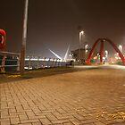 Newport Docks by Sarah Matthews