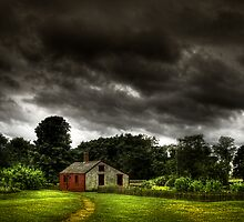 Storms a Comin... by Mike  Savad