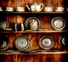 In the cupboard   by Mike  Savad
