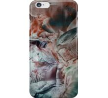 Inner logic sequenced life path remaining eclipsed iPhone Case/Skin