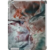 Inner logic sequenced life path remaining eclipsed iPad Case/Skin