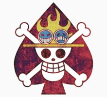 One Piece Ace by 1337designs