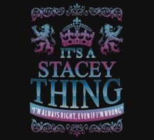 it's a STACEY thing by RooDesign