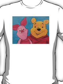 Disney Winnie-the-Pooh Fan Art T-Shirt