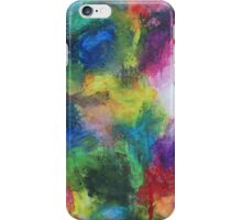 """In a Dream"" original abstract artwork by Laura Tozer iPhone Case/Skin"