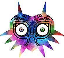 Majora's Mask Color Photographic Print