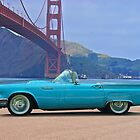 1957 Ford Thunderbird 4 by DaveKoontz