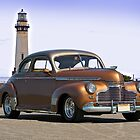 1941 Chevrolet Master Deluxe Coupe I by DaveKoontz