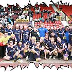 Gateshead Thunder 2008 by Paul Clayton