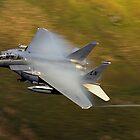 Mach Loop - Aircraft by Simon Pattinson