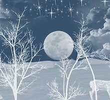 Silent Night by Maria Dryfhout