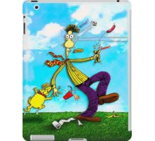 Did You Ever Have One of Those Days . . . iPad Case/Skin