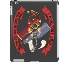 Slay Together, Stay Together - Bayonetta & Jeanne iPad Case/Skin