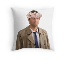 I don't understand why I need to wear the crown Throw Pillow