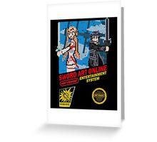 SUPER SAO Box Art Greeting Card