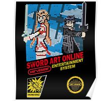 SUPER SAO Box Art Poster