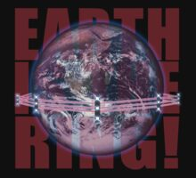 Earth is the Ring! by EpcotServo