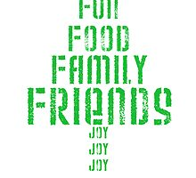 fun food family friends by vanhagen