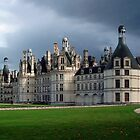 Chteau de Chambord by kuntaldaftary