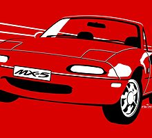 Mazda MX5 Miata by car2oonz