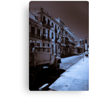 Cuban Streets Canvas Print