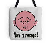 Karl Pilkington Tote Bag