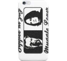 Best villain Best hero iPhone Case/Skin