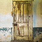 Knock. Knock. Noone there. by Jan Pudney