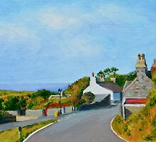 Cregneash Heritage Village, Isle of Man by Dai Wynn