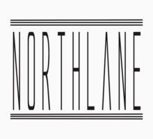 Northlane Logo Merch Design by davidmusic