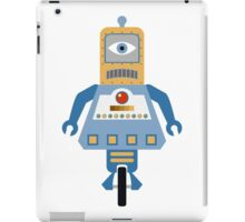 Unicycle Robot iPad Case/Skin
