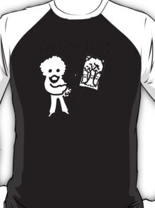 Bob Ross Somebody Arted T-Shirt