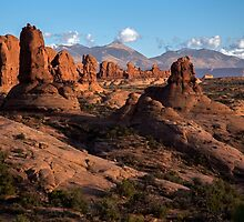 Arches National Park by CarolM