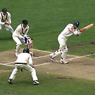 MCG Boxing Day 2006 ~ Shane Warne's 700th Test Wicket by Lisa  Kenny