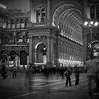 Galleria Vittorio Emanuel by Michael Mancini