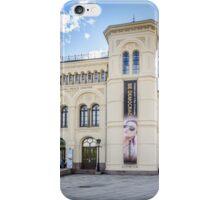 Oslo, Nobel Peace Center. iPhone Case/Skin