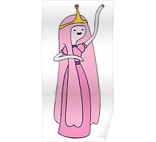 Princess Bubblegum. Poster