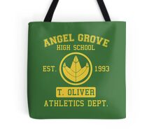 Angel Grove H.S. (Green Ranger Edition) Tote Bag