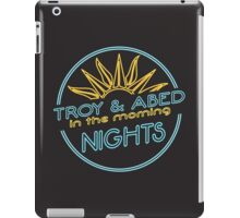 Nights!!!!!! iPad Case/Skin