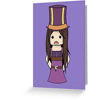 Caitlyn, The Sheriff of Piltover Greeting Card