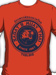 Sagat's Muay Thai T-Shirt