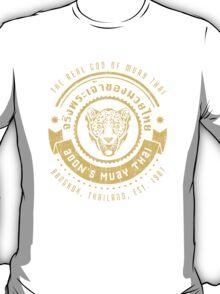 The Real God of Muay Thai T-Shirt