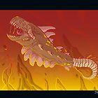 Plasma Dragon by Simon Sherry