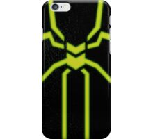 Big Time Spider-Man: Green Case iPhone Case/Skin