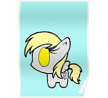 Weeny My Little Pin Up- Derpy Hooves Poster
