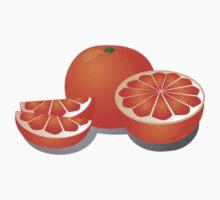 I like oranges by kgtoh