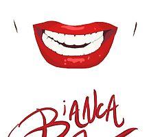 Bianca Del Rio's Smile by brendanwe